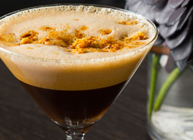 Salted Caramel Espresso Martini Recipe