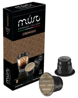 Cremoso Nespresso Compatible Coffee Pods