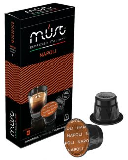 Napoli Nespresso Compatible Coffee Pods