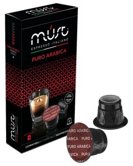 Pure Arabica Nespresso Compatible Coffee Pods